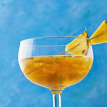 Ananasbowle Rezept | Küchengötter