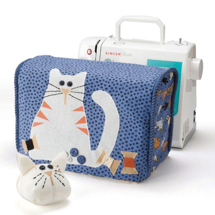 Cat Sewing Machine Cover