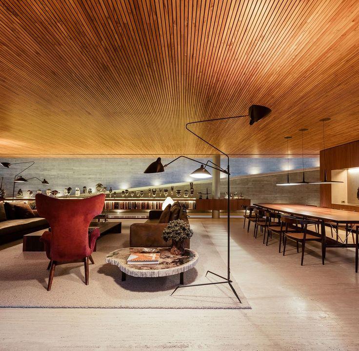 Gallery - Ramp House / Studio mk27 - Marcio Kogan Renata Furlanetto - 36