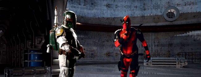 Deadpool et Boba Fett de Star Wars s'affronte dans une rap battle d'anthologie ! #EpicRapBattle