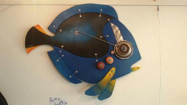mechanical fish