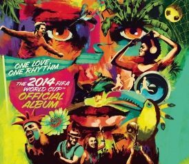One Love One Rhythm - The Official 2014 Fifa Track List 1 We Are One (The Official 2014 FIFA World Cup Song) - Pitbull feat Jennifer Lopez and Claudia Leitte 2 Dar Um Jeito (We Will Find A Way) (The Official 2014 FIFA World Cup Anthem) - Santan http://www.comparestoreprices.co.uk/january-2017-6/one-love-one-rhythm--the-official-2014-fifa.asp