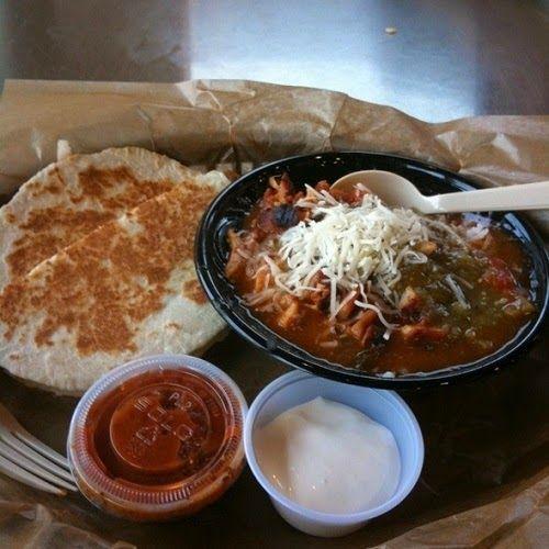 Copycat Restaurant Recipes: Qdoba Mexican Gumbo Soup Recipe