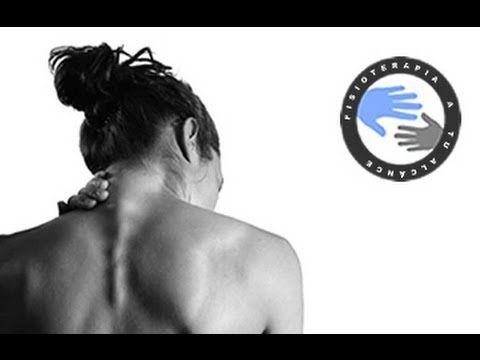 Cervicalgia, ejercicios para aliviar el dolor de cuello / Fisioterapiatualcance.es