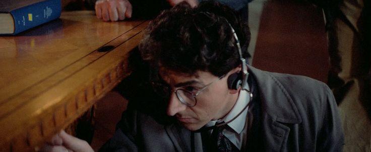 Harold Ramis as Egon Spengler in #Ghostbusters (1984).