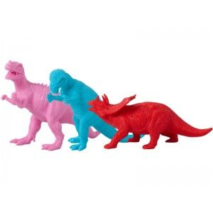 Kids plastic dinosaur by RICE Denmark - TakaTomo.de
