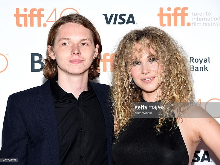 Actor Jack Kilmer and actress Juno Temple,attend the 'Len And Company' photo call during the 2015 Toronto International Film Festival at Ryerson Theatre on September 11, 2015 in Toronto, Canada.