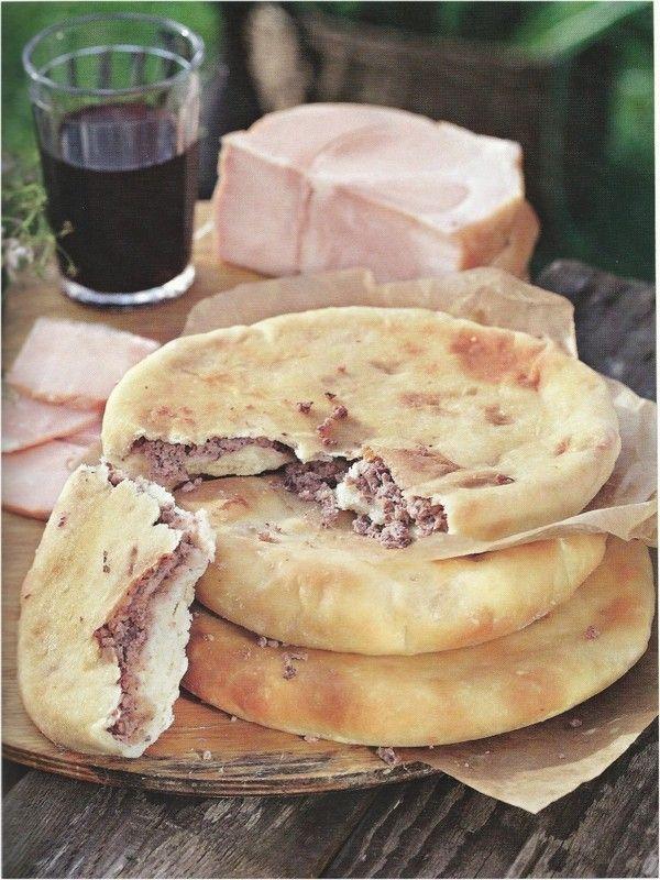 Georgian cuisine - lobiani- Journal of Nomads
