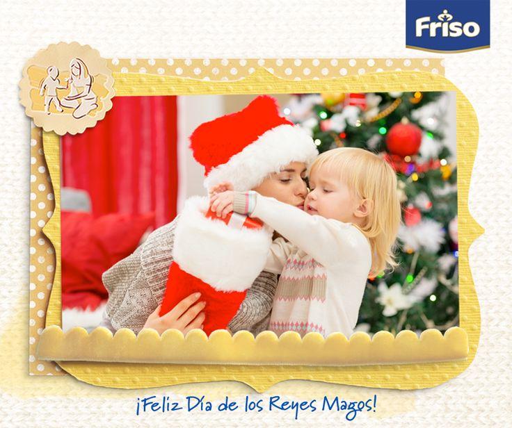Para cada niño en el mundo, el mejor regalo siempre será el amor de una madre. ¡Feliz Día de los Reyes Magos!