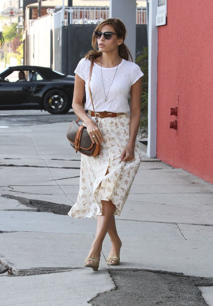 Ms. Eva Mendes ...can I just be her?