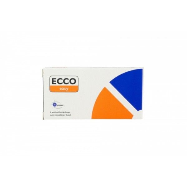 ECCO EASY AS (6ER PACK) KONTAKTLINSEN