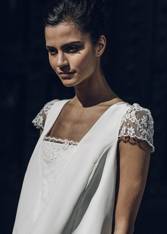 Laure de Sagazan | Robes de mariée | Collection Deux mille seize