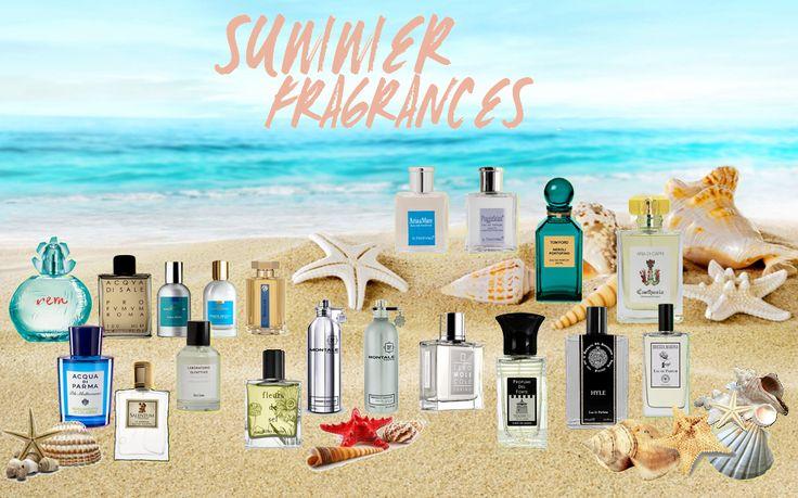 http://tr3ndygirl.com, Pamela Soluri, fashion blogger, Profumi Estivi: Fragranze Marine dalle Note Acquatiche, note ozonate, accordi iodati