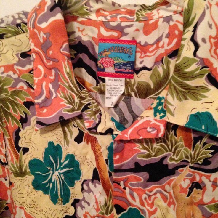 12 Best Hawaiian Shirts Images On Pinterest Hawaiian Casual Shirts And Shirt Men