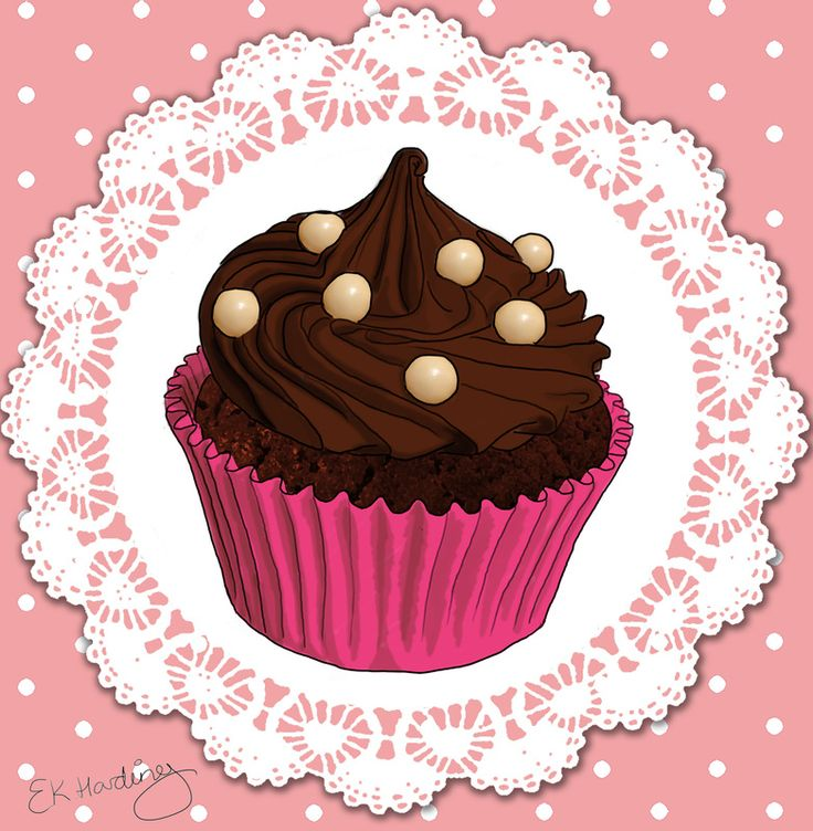 Cupcake Art Vintage : 759 best images about Cupcake Art on Pinterest Cupcake ...