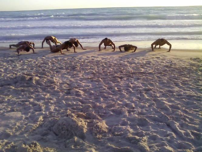 Bootcamp® l'allenamento dei Marines a Riccione