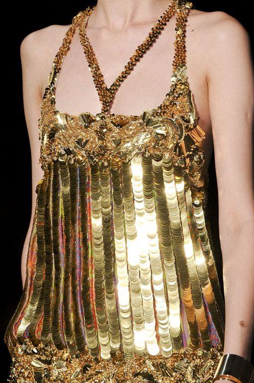 Glamorous Chic Life: Cavalli Details, Spring2012, Fashion Dresses, Horses Spring, Roberto Cavalli, Fashion Women, Spring 2012, Glamorous Chic Life, Haute Couture