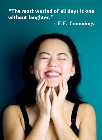 Click through to learn 7 health benefits of laughter.