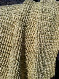 Loom Knit Pattern (free) - Ridged Rib Shawl Very nice stitch & easy to do.will try as dishrag too.