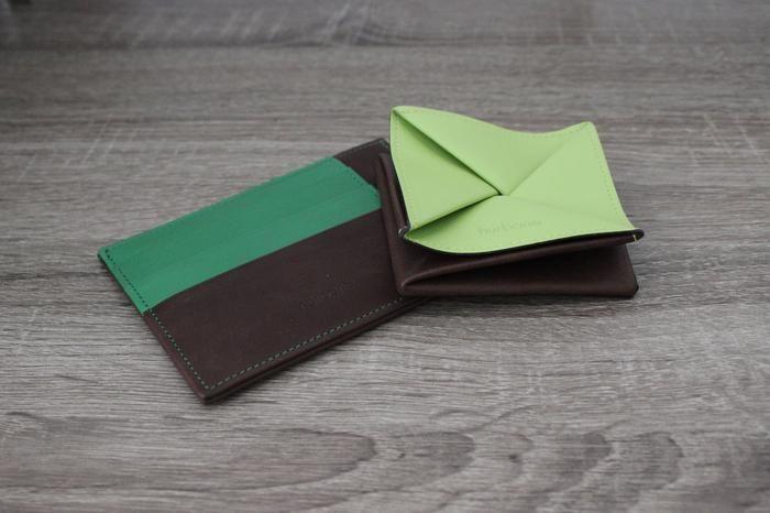 Portefeuille et porte-monnaie Hurbane - cuir