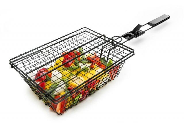 BBQ kosz do grillowania warzyw