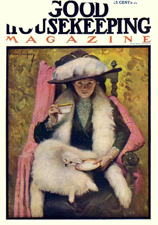 271 best vintage good housekeeping magazine cover images for Good house magazine