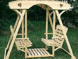 13 best images about columpio on pinterest outdoor beds - Como hacer columpios de madera ...