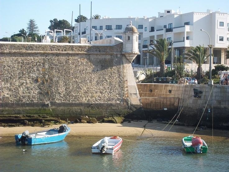 Lagos Portugal pier