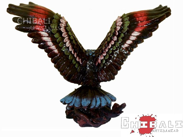 DEPES-ÁGU01  Ancho: 67 cm Alto: 50cm Largo: 40 cm  ¡El decorado completamente a mano y la combinación de colores provocan un resultado inigualable! definitivamente combina en cualquier espacio