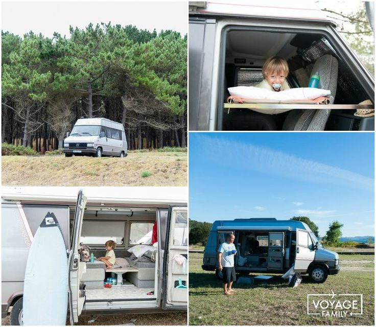 camping sauvage en camping car en famille en galice voyage family espagne en famille. Black Bedroom Furniture Sets. Home Design Ideas