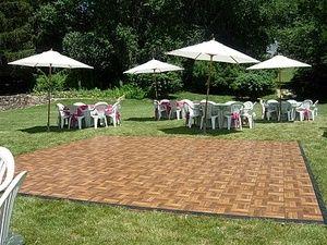 Portable Dance Floor - Budget Wedding & Party Rental