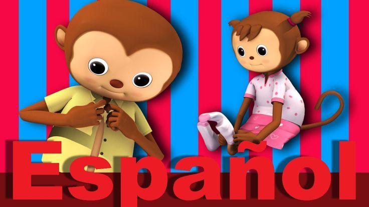 Estoy aprendiendo a vestirme   LittleBabyBum canciones infantiles HD 3D