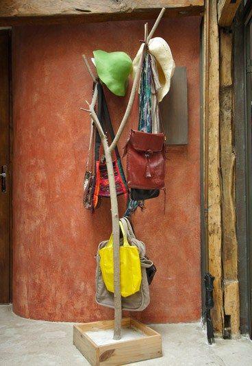 12 best créer arbre porte manteau images on pinterest | clothes ... - Fabriquer Un Porte Manteau En Forme D Arbre