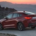 2015 BMW X4 Rear Angular 150x150 2015 BMW X4 Full Review, Features with Images