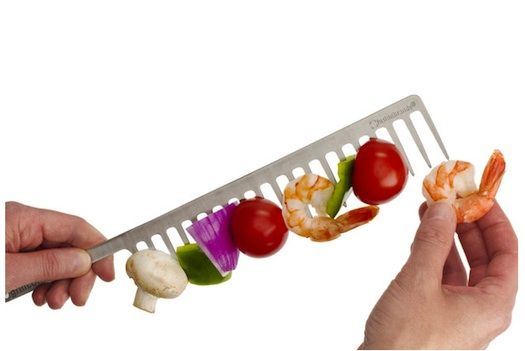 Grill Comb Skewer