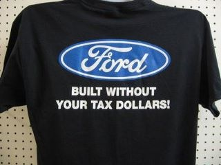 AMEN! My Daddy was a Ford Company man...worked there for over 30 yrs. Worked in S. America for them also. Love Ford!