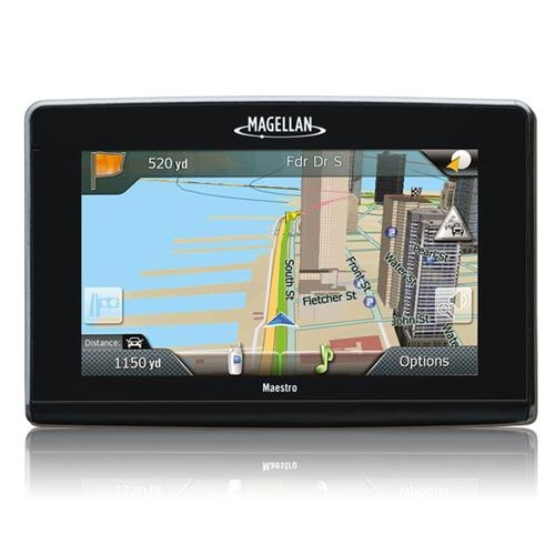 """(CLICK IMAGE TWICE FOR DETAILS AND PRICING) Magellan Maestro 4370-R Maestro 4370. """"Magellan Maestro 4370  Product  MA4370SGXNA Magellan Maestro 4370 features exclusive OneTouch interface which puts your favorite destinations and searches a single touch away. A 4.3"""""""" wide, WVGA seamless touch screen with e.. . See More Automotive at http://www.ourgreatshop.com/Automotive-C478.aspx"""