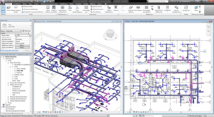 Autodesk Revit MEP - 01