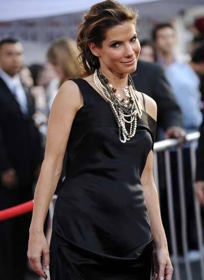 Celebrity Birthday  July 26  A - list Hollywood actress Sandra Bullock.
