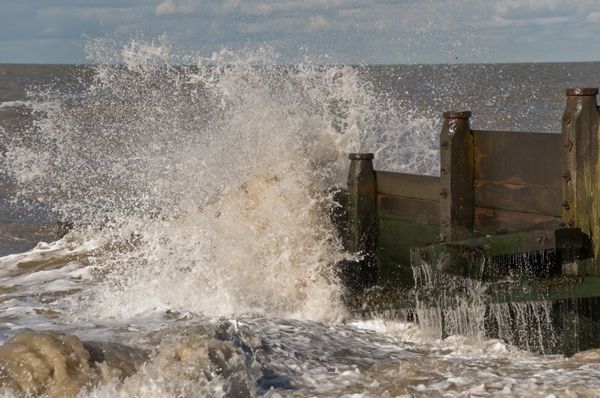 Seaspray at Whitstable