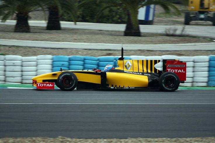 2010 Renault R30 (Vitaly Petrov)