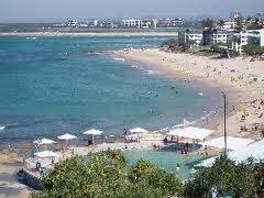 Kings Beach, Caloundra.  Our very special place. Swimming, surfing, relaxing, fishing, kite flying, stand up boards, bird watching, boating, sailing, jet skiing, beach-front eating places, children's playground, markets.  We've got it all.