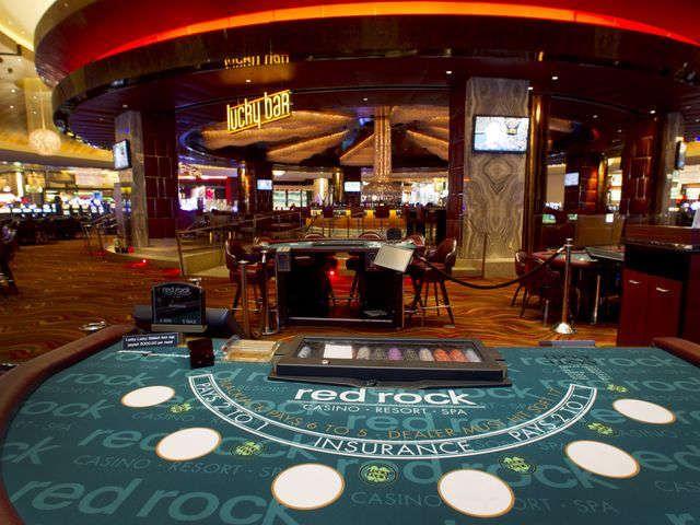 Tour Las Vegas' luxury Red Rock Casino Resort & Spa