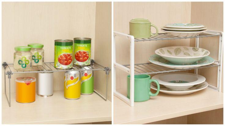 5 ideias para organizar cozinhas pequenas