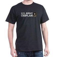U.S. Army: U.S. Army Chaplain T-Shirt