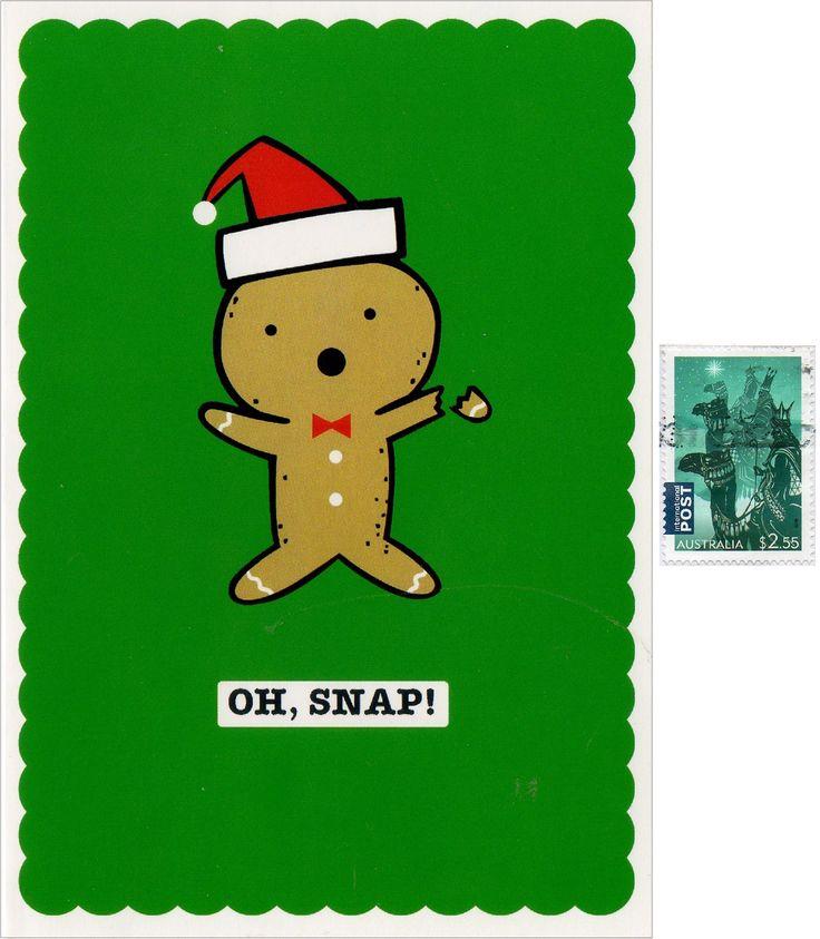 Christmas swap - Arrived: 2016.12.06