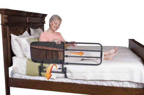 Barandilla para Camas moderna y útil para entrar o salir de la cama