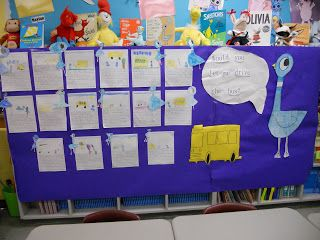 Life in First Grade: Mo Willems Author Study