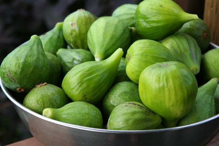 Now Bring Us Some Figgy Pudding: Fig Recipes from August