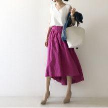 Umy's プチプラmixで大人のキレイめファッションの画像
